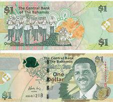 Bahamas - 1 dollari 2015 UNC Pick New