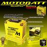 VS 750 GLF-K (Spoke Wheel 6 Bolt) (VR51A) 1989 High Quality Motobatt Battery