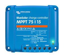 VICTRON MPPT 75/15 BlueSolar Solar Laderegler 15A