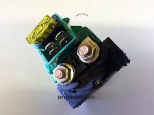 Starter Motor Relay Solenoid For Honda XBR 500 S Spoked wheel PC15 1989