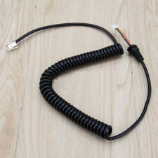 Mic Cable Fr Yaesu MH-48A6J FT-7800 FT-8800 FT-8900 FT-1802 FT-1807 mobile radio