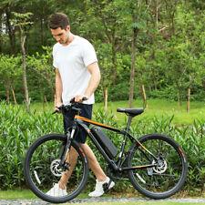 350W 26'' Electric Bike Mountain Bicycle Road E-bike 10.4Ah Lithium-Ion Battery.