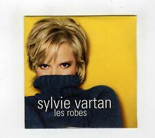 CD SINGLE (NEUF) SYLVIE VARTAN LES ROBES/ MA VERITE