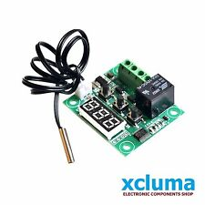 XCLUMA W1209 DC12V DIGITAL COOL HEAT TEMP THERMOSTAT THERMOMETER ARDUINO BE0352