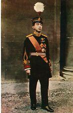 JAPAN Postcard Emperor Hirohito Shōwa 昭和 {samwells}PC89