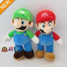 Lovely Super Mario Bros And Luigi Plush Toys Small Baby Soft Son Cute Doll Toy
