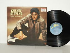 SHAKIN' STEVENS This Ole House LP UK Epic 1980 Rockabilly Mickey Gee Albert Lee