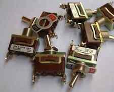 1pcs HEAVY DUTY ON OFF SPST METAL Pump 25A TOGGLE SWITCH,110v-120v-240v-250v 1AW