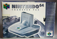ORIGINAL NINTENDO 64 TRANSFER PAK GAME BOY JAPAN BRAND NEW IN BOX !