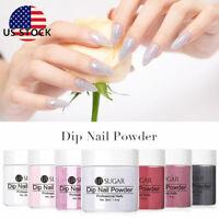 UR SUGAR 30ml Dipping Powder Natural Dry Nail Art Dip Liquid Polish Starter Kit