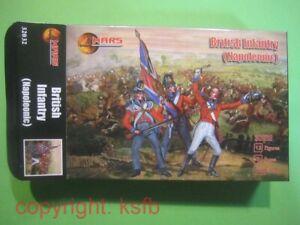 1/32 MARS 32032 Napoleon England Infanterie Soldaten Figuren British Soldier
