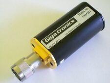 GIGATRONICS WAVETEK 80701A power sensor 18 ghz for 8651A meter GIGA TRONICS