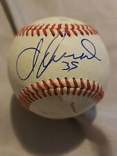 Abraham Almonte CLEVELAND INDIANS  SIGNED Minor League BASEBALL Guarenteed