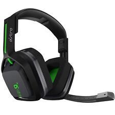 Logitech Astro A20 Wireless Xbox One PC Gaming Headset w/ Boom Mic - Black Green