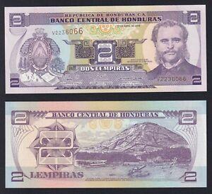 Honduras 2 lempiras 2008 FDS/UNC  A-04