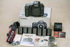 Canon EOS 5D Mark III full frame DSLR with extras - Digital Camera Mk 3