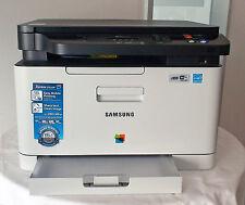 Samsung Xpress C480W, 3-in-1 Farb-Laserdrucker incl. Toner