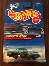 Terrorific Series At-A-Tude #1 of 4 Hot Wheels 1/64 DIECAST CAR COLLECTION #977