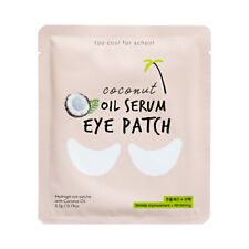 [TOO COOL FOR SCHOOL] Coconut Oil Serum Eye Patch - 1use x 3