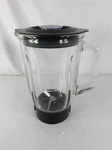 Morphy Richards 403010 Jug Blender GLASS JUG AND CHOPPING BLADE ONLY