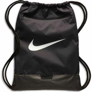 Nike Brasilia Training Gym Sack Sportbeutel - schwarz/weiß