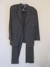 Calvin Klein Gray Suit 40R