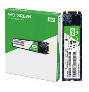 Western Digital Green™ 240GB M.2 SATA Type 2280 (WDS240G2G0B) Solid State Drive