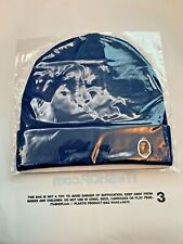 BAPE A Bathing Ape 2020 New Years Pack Knit Beanie Blue Hat Cap Authentic