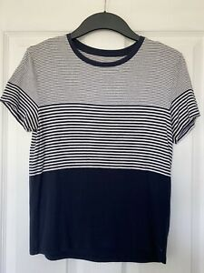 Abercrombie And Fitch Stripped Top XS