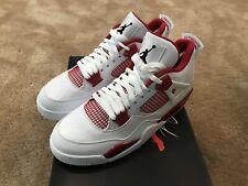 DS Air Jordan IV 4 Retro Alternate 89 White / Gym Red Mens SIZE 11