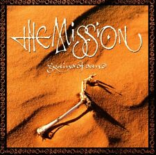 "THE MISSION - GRAINS OF SAND CD (1990) EX-""SISTERHOOD"" / ""SISTERS OF MERCY"""