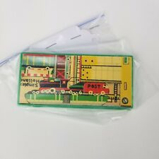 Vintage Simplex Holland Wooden Puzzle - Post Office Train Time