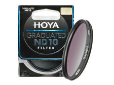 Hoya 52 mm / 52mm Graduated / Grad NDx10 / ND10 Filter / Neutral Density - NEW