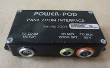 A & C LTD. HARROW POWER POD POWER-POD MKII MK-2 PANA ZOOM INTERFACE