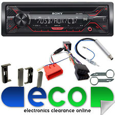 AUDI TT 1998 - 06 MK1 Sony CD MP3 USB Aux Rear Bose Car Radio Stereo Upgrade Kit