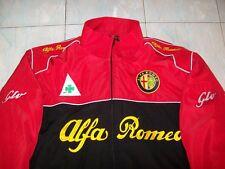 NEU Alfa Romeo GTV Fan - Jacke schwarz rot  jacket veste jas giacca jakka