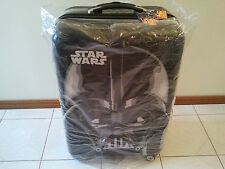 LARGE STAR WARS DARTH VADER LIMITED EDITION SUITCASE LUGGAGE BRAND NEW WITH TAGS