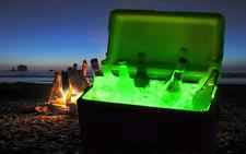 Brightz LTD Green LED Beverage Cooler Lights -Cooler Accessory
