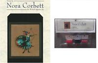 Nora Corbett Mirabilia Cross Stitch PATTERN & EMBELLISHMENT PACK Emi NC208