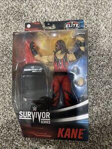 Kane WWE Elite Collection Survivor Series 2020 Mattel Wrestling Action Figure