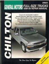 Chevrolet Silverado & GMC Sierra Full-Size Trucks Repair Manual 1999 – 2006