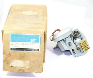 OE GM 1966 1967 Buick Riviera Temperature Control Assembly ~ 3013211