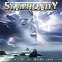 Symphonity - Voice From The Silence CD Luca Turilli