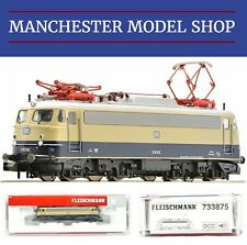 "Fleischmann 733875 N 1:160 E10 Electric locomotive DB III ""DCC SOUND"" NEW BOXED"