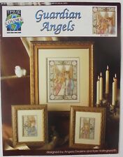 True Colors Guardian Angels Cross Stitch Pattern