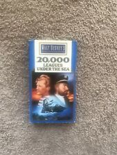 Walt Disney's 20,000 Leagues Under The Sea VHS