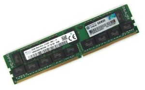 HP 32GB 728629-B21 774175-001 752370-091 DDR4 ECC RAM 2Rx4 PC4-2133P-R REG RDIMM