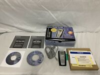 Olympus DS-2000 (16 MB, 333 Hours) Handheld Digital Voice Recorder Open Box