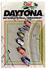 Daytona International Speedway Postcard Florida Stock Car Races 500 Bell South