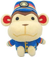 "New 7"" Porter Plush Stuffed Doll Toy Little Buddy USA Animal Crossing New Leaf"